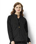 WonderWink Next - Boston - Women's Warm-Up Style Jacket. 8119