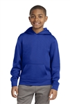 Sport-Tek - Youth Sport-Wick® Fleece Hooded Pullover. YST244