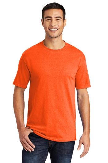 590d265f760 Port   Company - 50 50 Cotton Poly T-Shirt. PC55