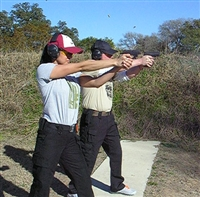 A one day, 7 hour class that covers all the requirements for the Texas License to Carry a Handgun. We teach Texas laws, children & safe storage, handgun use & safety, non-violent dispute resolution, and more.