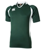 CANTERBURY CHALLENGE JERSEY - FOREST/WHITE