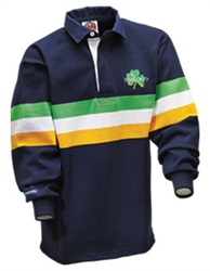 Barbarian Classic Shamrock Navy / Emerald / White / Gold