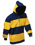 Barbarian Classic Gold / Navy Hoody