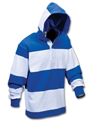 Barbarian Classic White / Royal Hoody