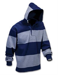 Barbarian Classic Oxford / Navy Hoody