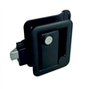 Travel Trailer Exterior Latch Black