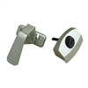RV Bath Passage Door Lock