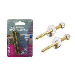 Toilet Screws