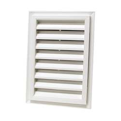 "12"" x 18"" Rectangle Gable Vent"