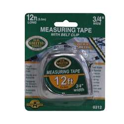 "3/4"" x 12ft Measuring Tape"