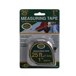 "1"" x 25ft Measuring Tape"