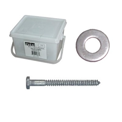 "3/8"" Lag Screw Washers bulk"