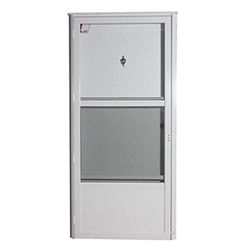 Elixir Series 6000 Housetype Combo Door with Knocker and Viewer