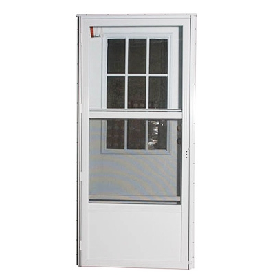 Elixir Series 6000 Housetype Combo Door With Cottage Window