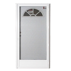 Elixir Series 6000 Housetype Combo Door W/Fan Light