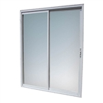 Aluminum Sliding Glass patio Doors