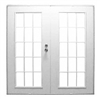 Out Swing Double French Doors