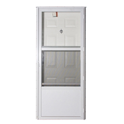 "34"" x 76"" RH Elixir Series 9000 Housetype Combo Front Door 6 Panel"