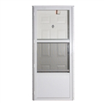 "32"" x 76"" LH Elixir Series 9000 Housetype Combo Front Door 6 Panel"