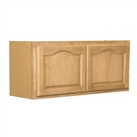 Kitchen Bridge Cabinet Oak 36x12x12