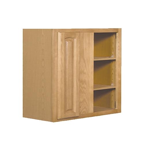 Kitchen Blind Wall Corner Cabinet Oak 24x30x12