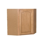 Kitchen Corner Cabinet Oak 24x36x12