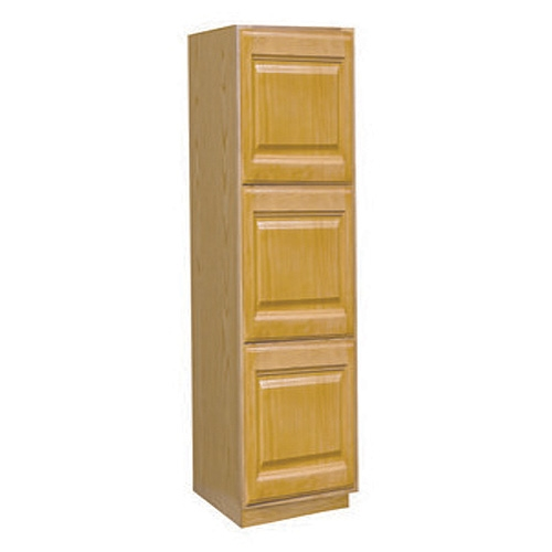 mobile home bathroom linen cabinet oak 21x84x21