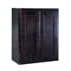 Kitchen Wall Cabinet Espresso 27x30x12