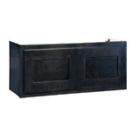 Kitchen Bridge Cabinet Espresso 30x12x12