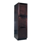 Kitchen Wall Pantry Cabinet Espresso 24x84x24