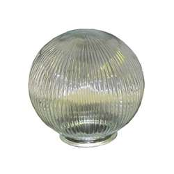 "6"" Clear Ball Shade"