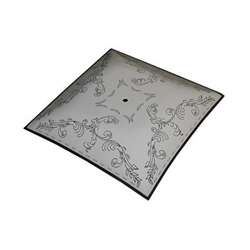 "12"" Square Glass Shade"