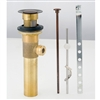 All-Metal Lavatory Drain with Over Flow Oil-Rubbed Bronze
