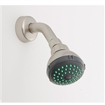 Shower Head Arm & Flange Nickel
