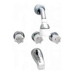 Empire 3 - Valve Diverter Chrome