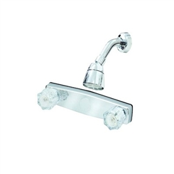 "Empire 8"" Shower Valve w/o Shower Head"
