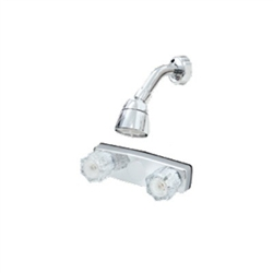 "Empire 4"" Shower Valve w/o Shower Head"