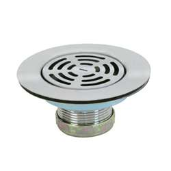 Flat Top Strainer - Stainless Steel
