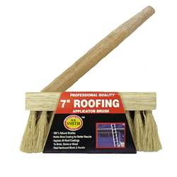 Roof Coating Brush & Handle