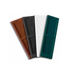 "Weatherbest Window Shutters 12"" x 31"""