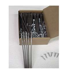 Ground Spikes & Screws Kit