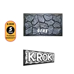 K Rok Skirting Gray
