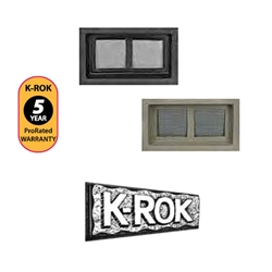 K Rok Foundation Vent