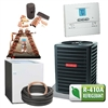 Complete 13 SEER Heat Pump System W/Furnace