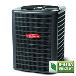 Goodman Heat Pump 13 SEER 410A