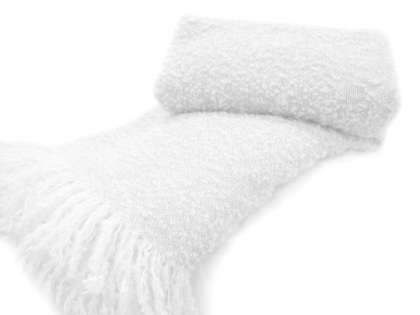 King And Queen Lambswool And Angora Mohair Snow Blanket Unique Angora Throw Blanket