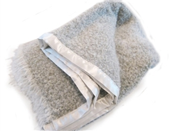 Luxurious Lambswool Baby Snow Blanket