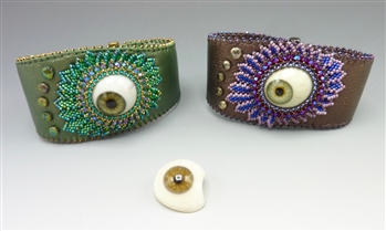 """Keep an Eye on It"" Bracelet Kit, eye 18"