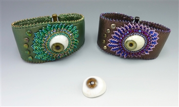 """Keep an Eye on It"" Bracelet Kit, eye 20"