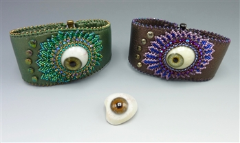 """Keep an Eye on It"" Bracelet Kit, eye 24"